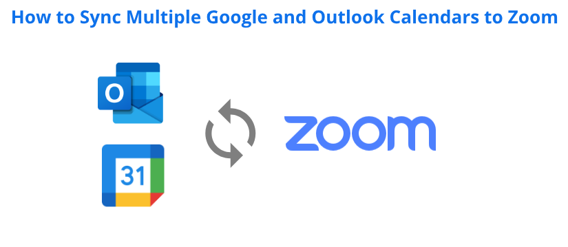 How to Sync Multiple Calendars to Zoom